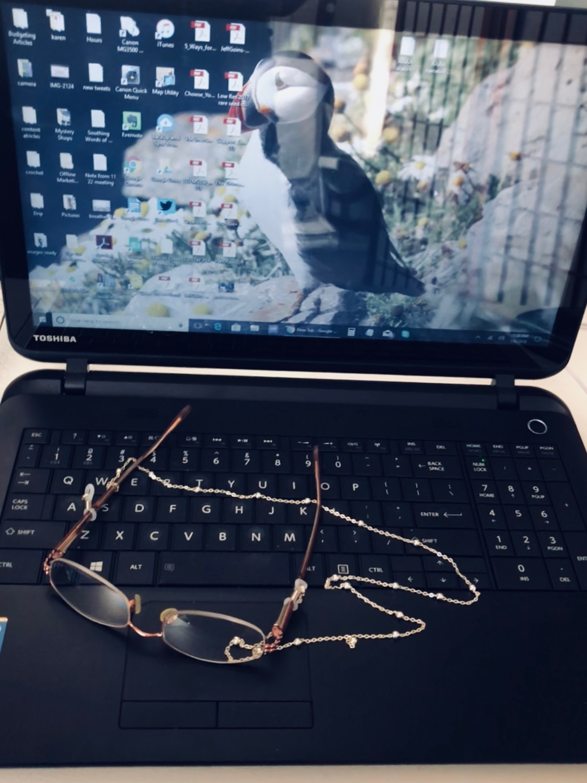 My Desk 1
